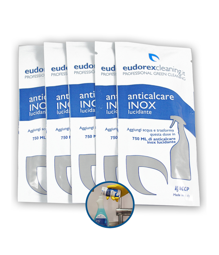 Anticalcare Inox Lucidante 3,75 litri
