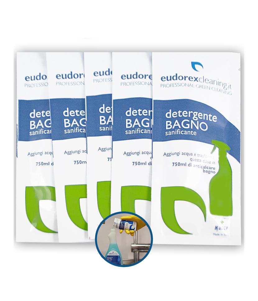 Detersivo Bagno Igienizzante 3,75 litri