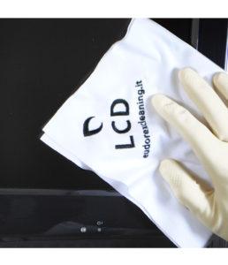Panno in microfibra LCD per TV, Monitor, Smartphone
