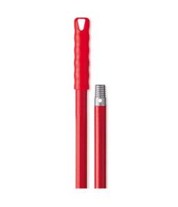 Manico-Alluminio-Rosso-Eudorex