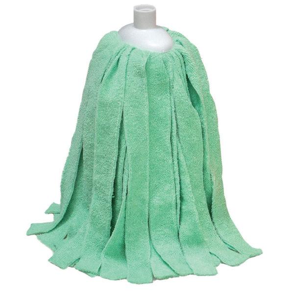 Mocio-Professionale Lunga Durata Verde