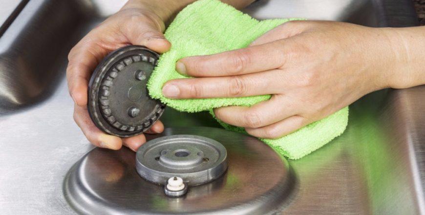 Come pulire i fornelli
