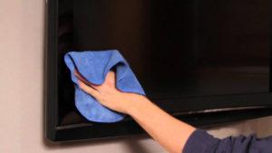 come pulire monitor lcd