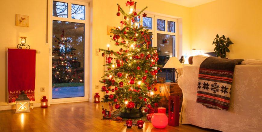 La tabella di marcia per le pulizie di casa in vista del Natale