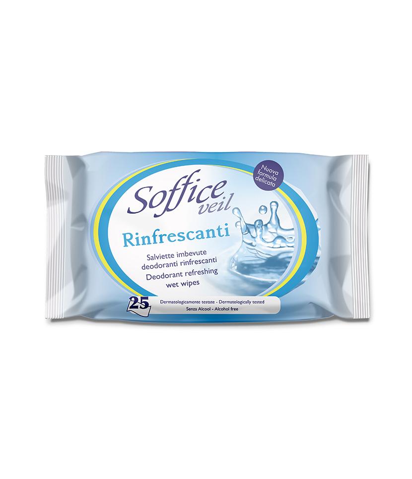 <span class='p-name'>Salviette Milleusi Rinfrescanti – Confezione 25 PZ</span>