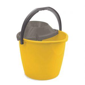 secchio strizzatore giallo