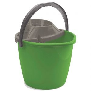 secchio verde