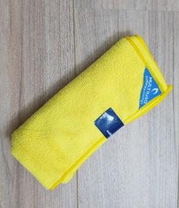 panno multiuso giallo