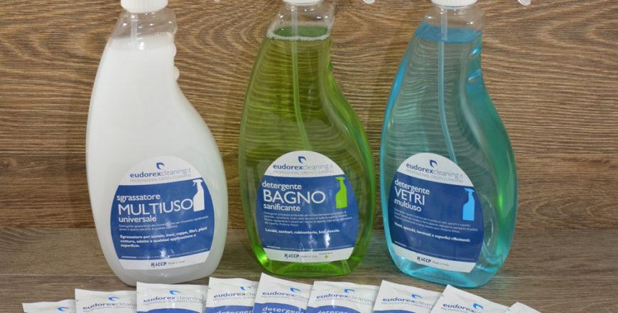 Spruzzini professionali per detergenti: dove comprare spruzzini vuoti