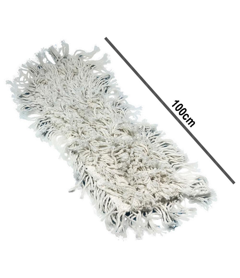 Frangia lavapavimenti in cotone 100cm