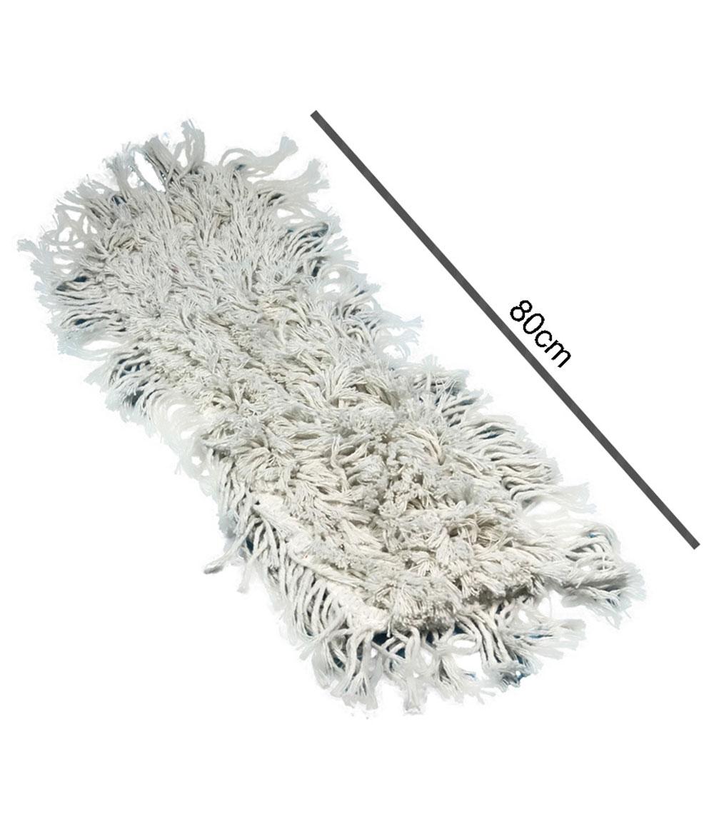 Frangia lavapavimenti in cotone 80cm