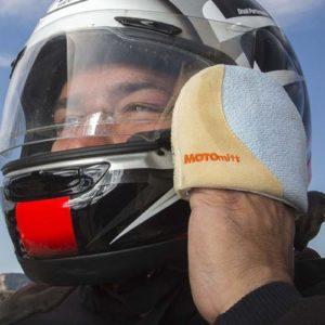 pulizia casco