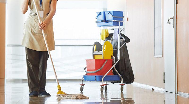 Pulizie condominiali: quali prodotti utilizzare per pulire il condominio?