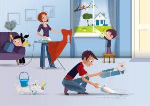 trucchi pulizia casa