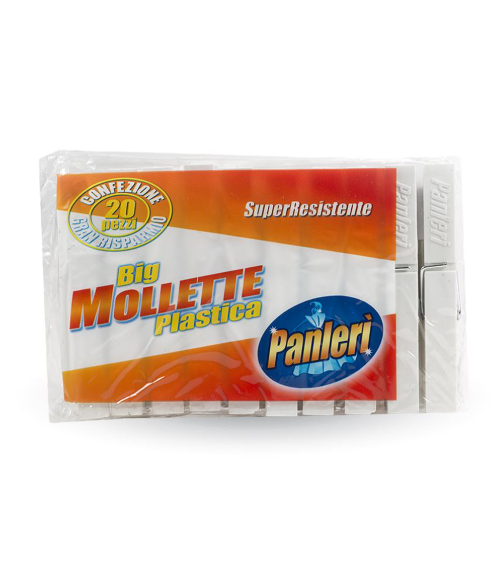 <span class='p-name'>Mollette in plastica per bucato 20pz</span>