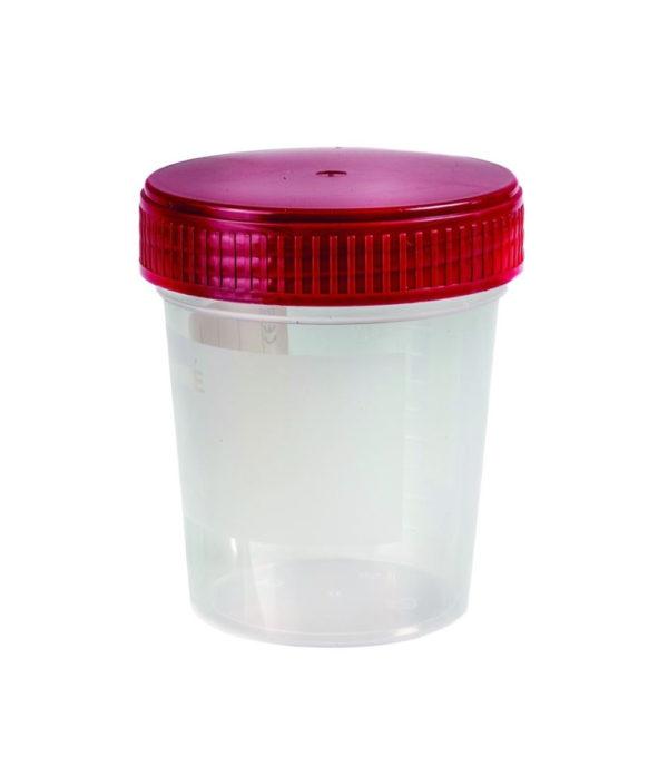 contenitore sterile per urine