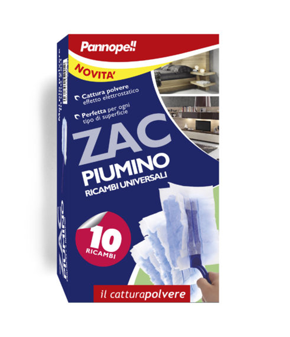 <span class='p-name'>Ricariche per piumino Zac cattura polvere</span>