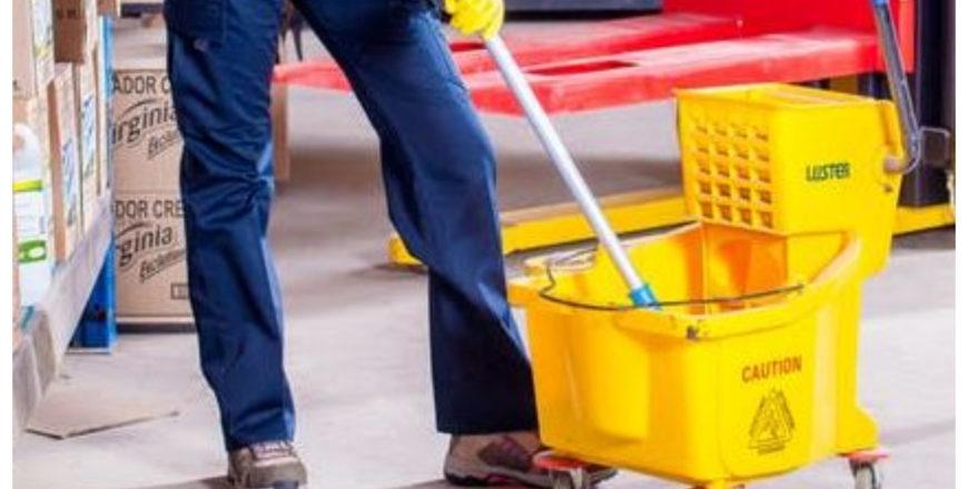 Carrelli per imprese di pulizie: un valido aiuto