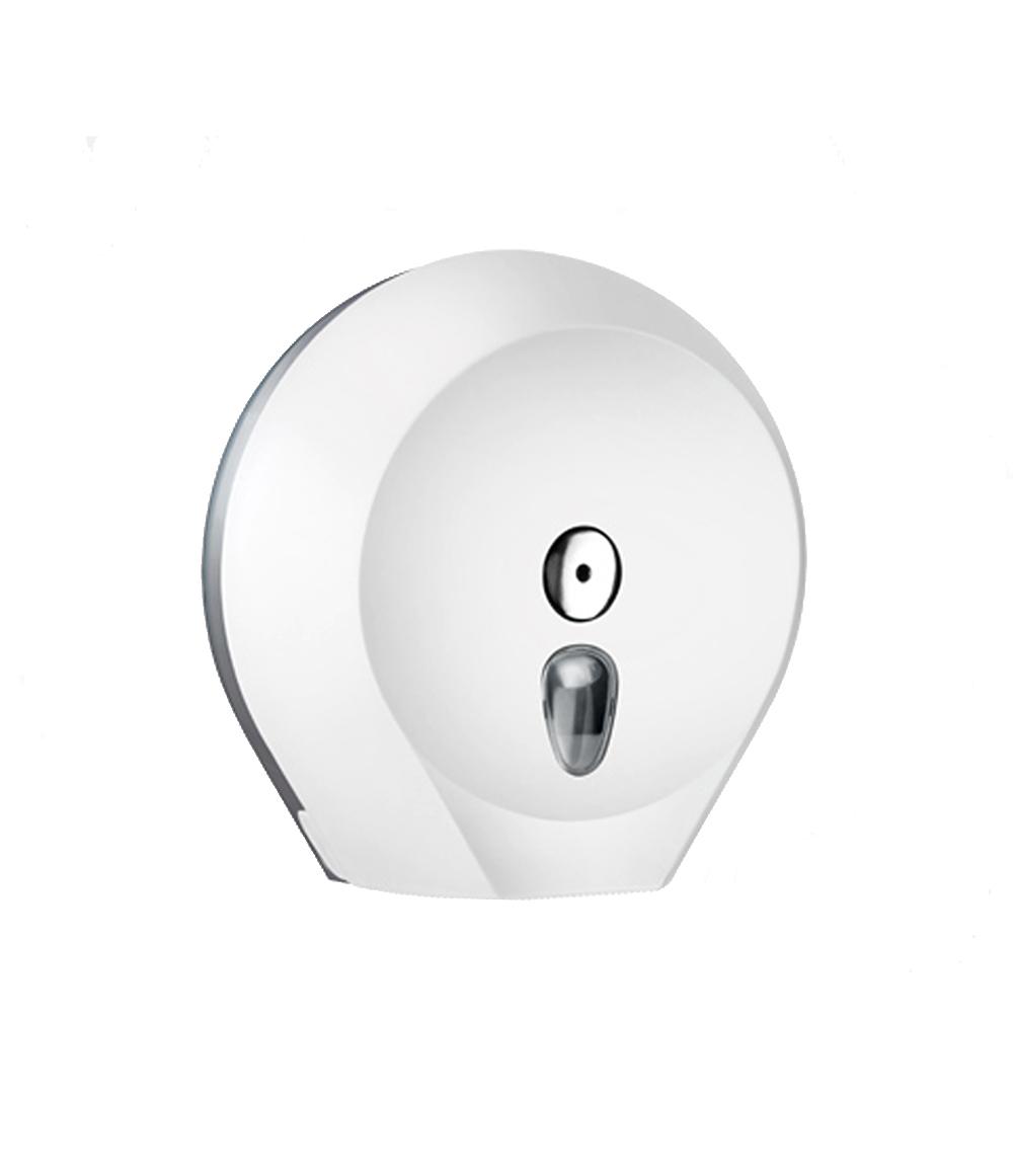 <span class='p-name'>Dispenser portarotolo carta igienica bianco</span>