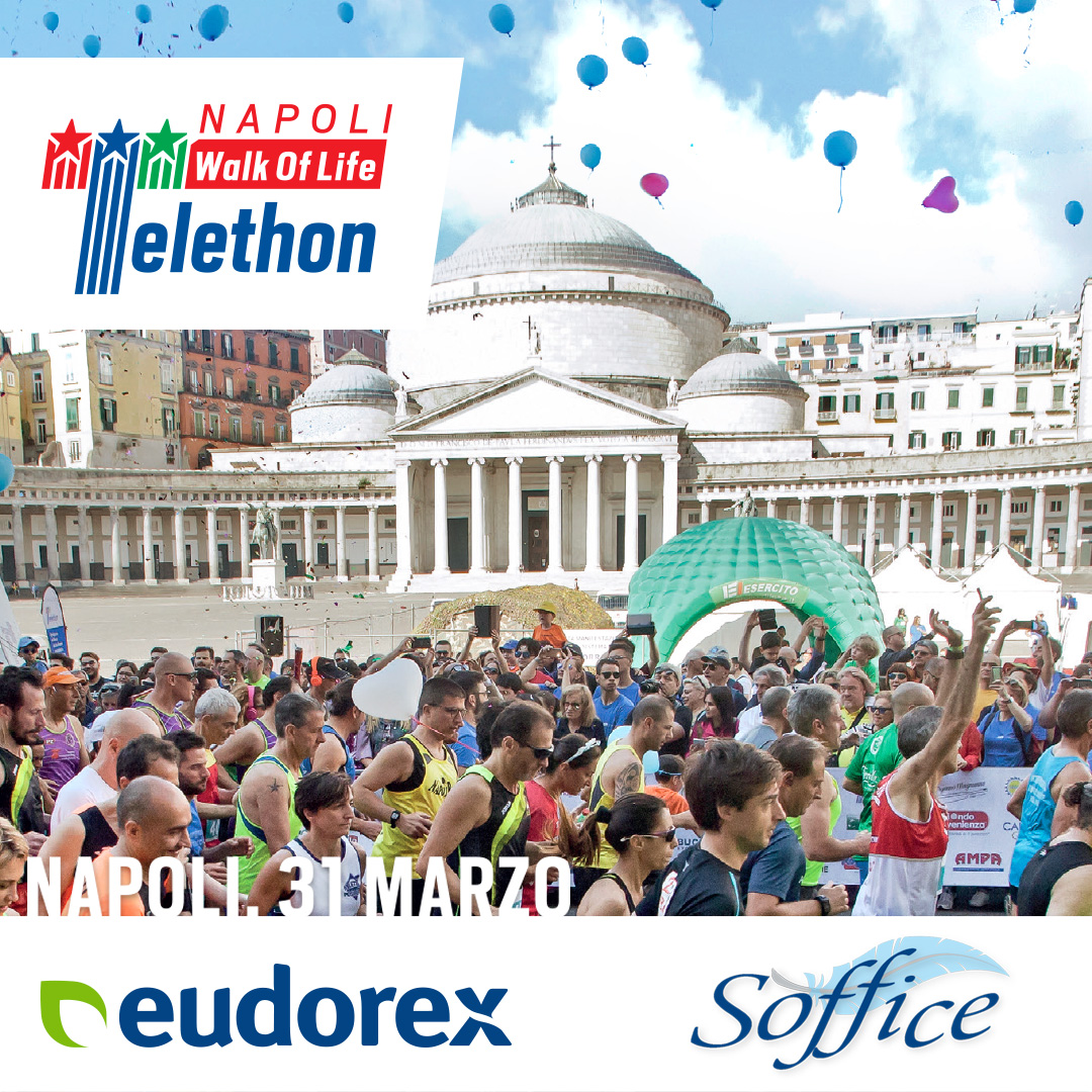 Eudorex per Fondazione Telethon: il progetto per la lotta alle malattie genetiche rare