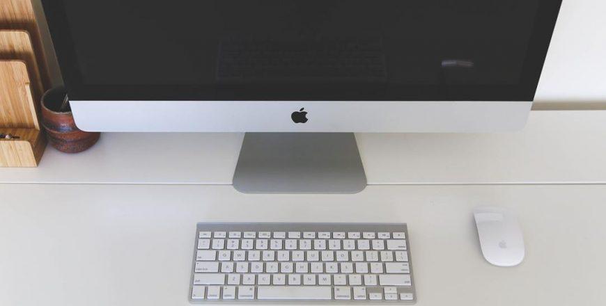 Come pulire lo schermo del mac