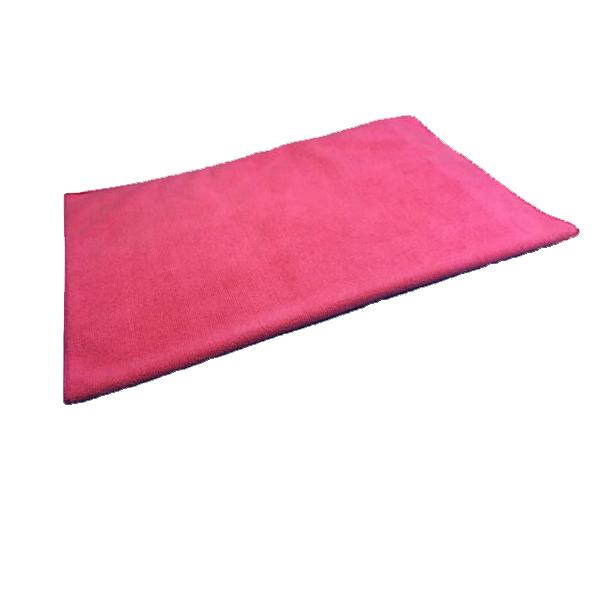 Panno microfibra tessile per pavimenti ROSSO