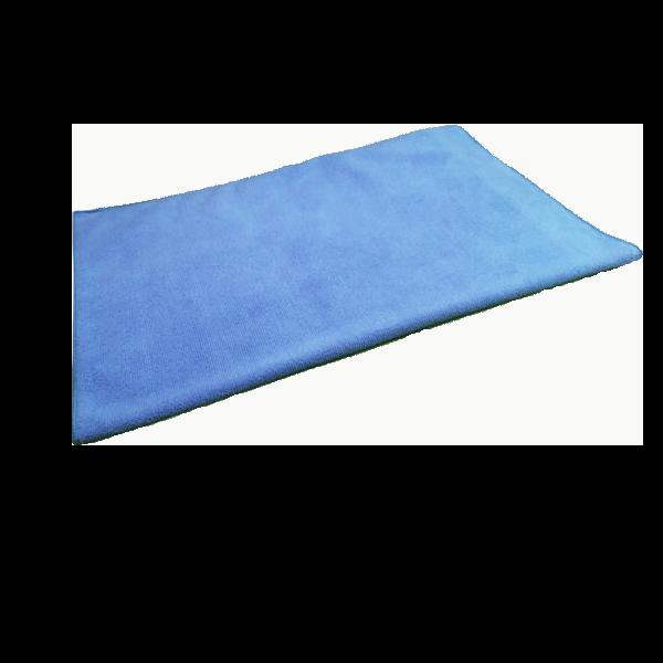 Panno microfibra tessile per pavimenti BLU