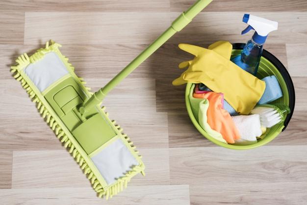 Come organizzare le pulizie in casa