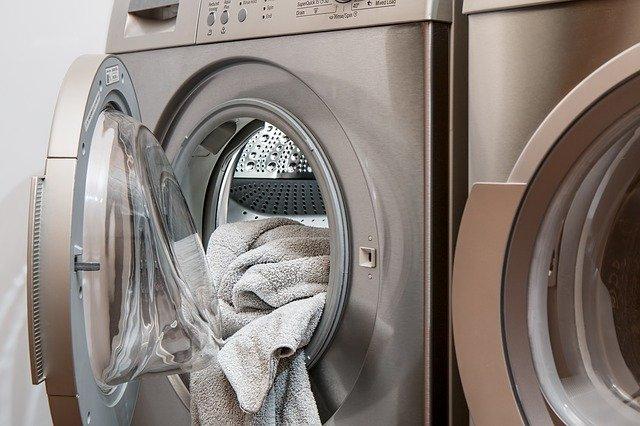 pulizia lavatrici