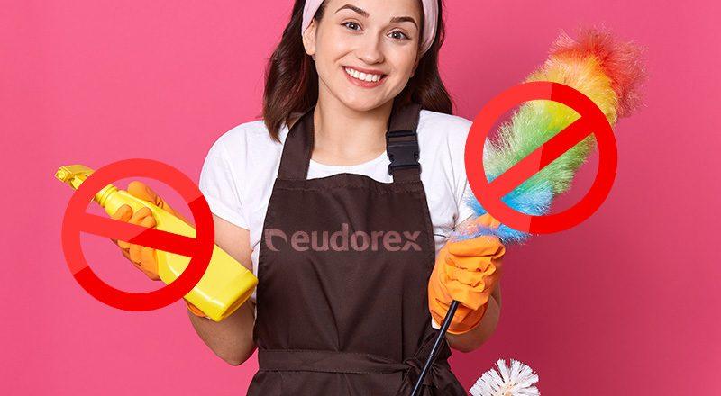 Pulire una casa studenti: il kit pulizia dello studente fuori sede