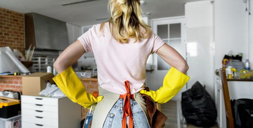Pulizie di casa: 5 step per affrontare al meglio il nuovo anno