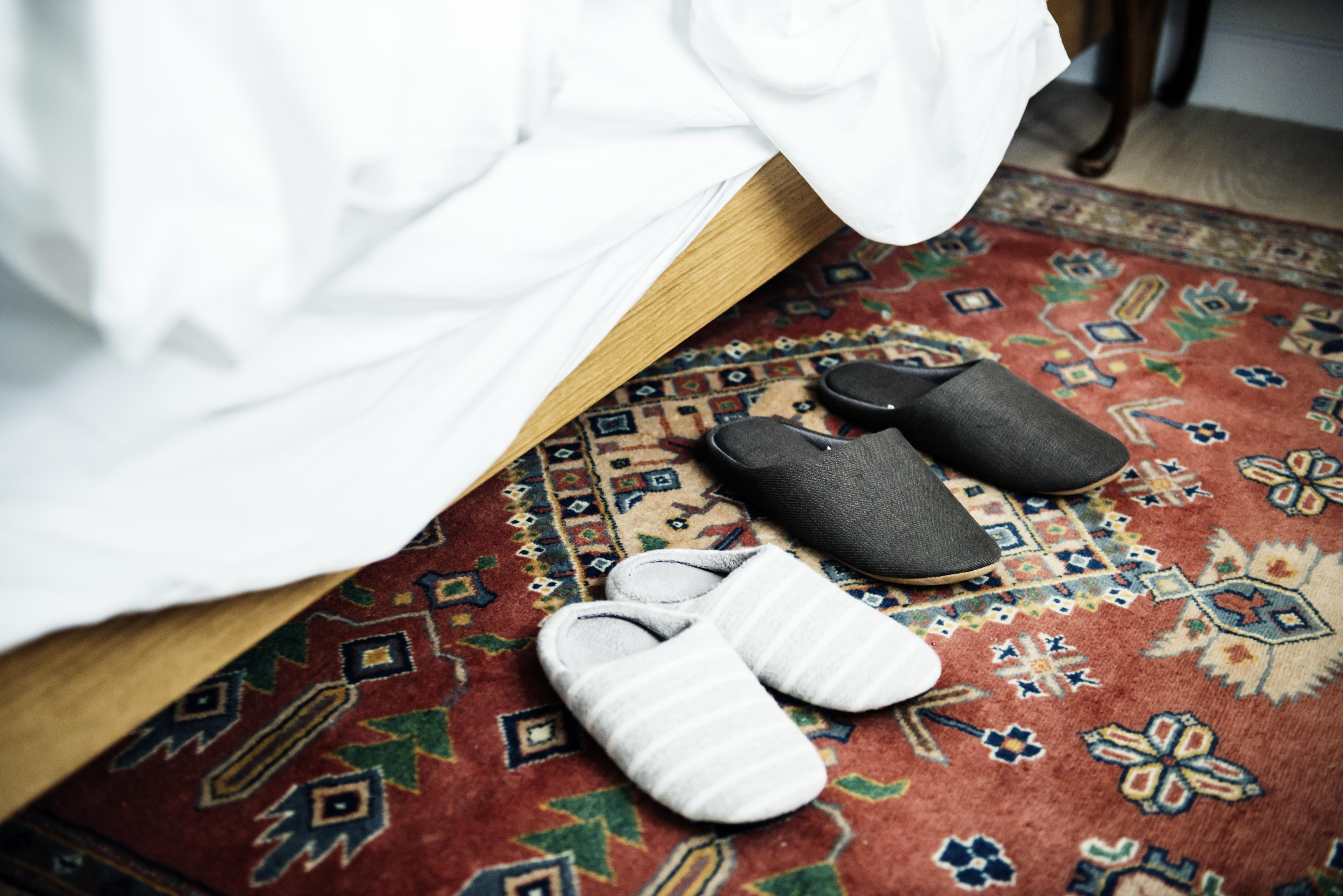 Come pulire i tappeti persiani in casa